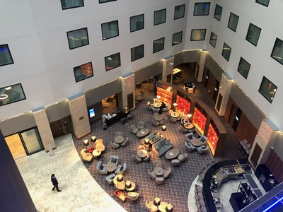 crowne plaza heathrow t4 Best New UK Airport Hotel