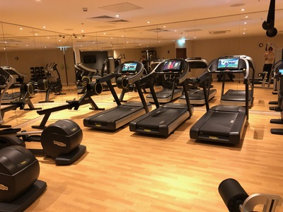 crowne plaza heathrow t4 gym