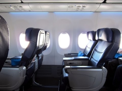 Malaysia Airlines review Boeing 737-8 business class