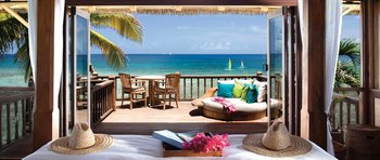 Necker Island using Virgin Flying Club air miles