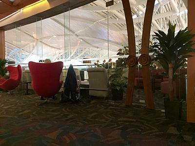 Premier Lounge, Bali Ngurah Rai international airport
