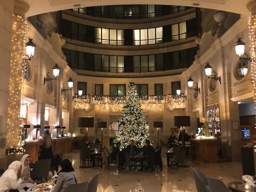 Review Marriott Paris Champs Elysees hotel