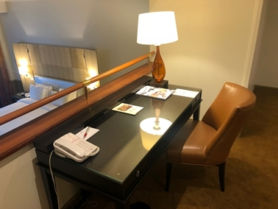 Review Marriott Paris Champs Elysees hotel