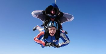 Hilton Honors Skydive