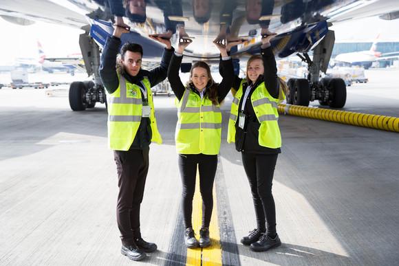 British Airways work experience programme
