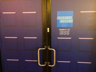 American Express Centurion Lounge London 2018