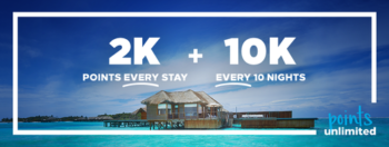 Hilton Points Unlimited