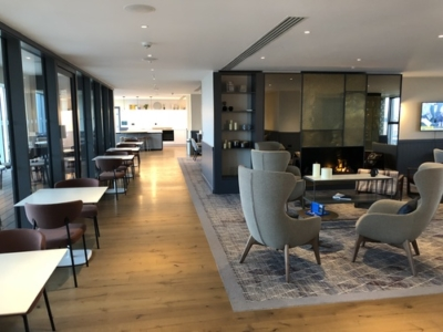 Staybridge Suites Manchester Oxford Road lounge review