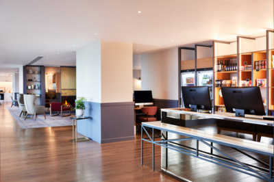 Staybridge Suites Manchester Oxford Road reception review