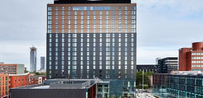 Crowne Plaza Manchester to become a Hyatt Regency
