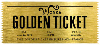 Virgin Atlantic Golden Ticket game