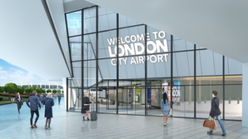Interview Robert Sinclair London City Airport CEO