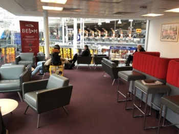 virgin trains manchester piccadilly first class lounge