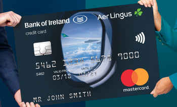 Bank of Ireland Avios credit card