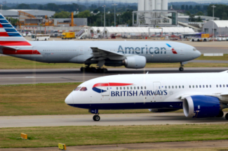 British Airways American Airlines