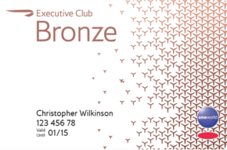 Can I get into a British Airways lounge with a Bronze card?