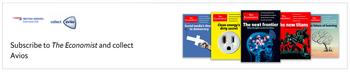 Avios Economist offer