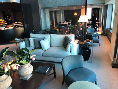 Hotel Arts Barcelona review