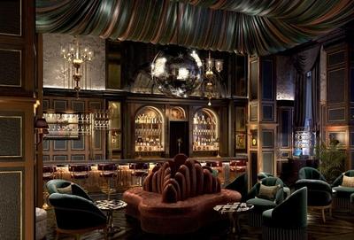 Kimpton Fitzroy Fitz's Bar