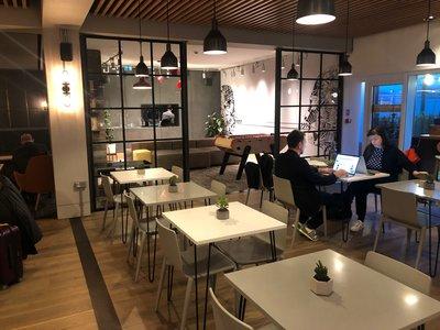 Review My Lounge London Gatwick South Terminal