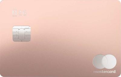 Review N26 metal card