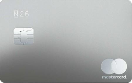 N26 metal card reviewed uk
