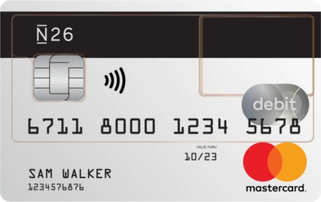 Review N26 bank account