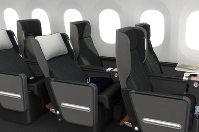 Qantas A380 new premium economy