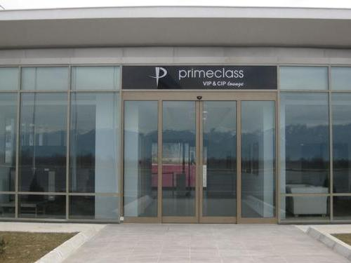 Primeclass VIP lounge Ohrid airport