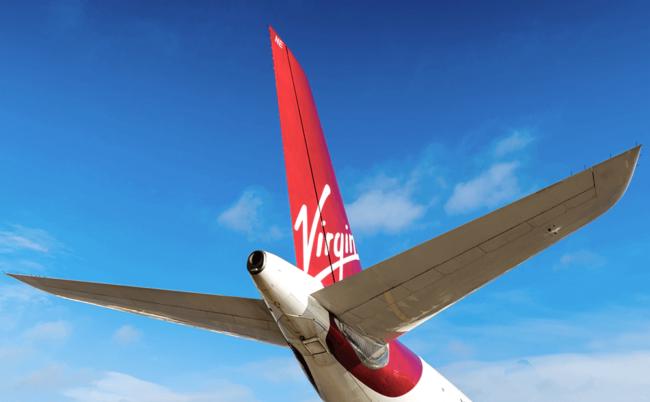 Virgin Atlantic lockdown flight schedule