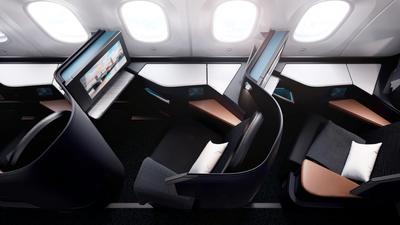WestJet Virgin Atlantic codeshare