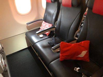 Air France short haul business class review