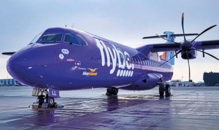 Flybe to close four UK bases