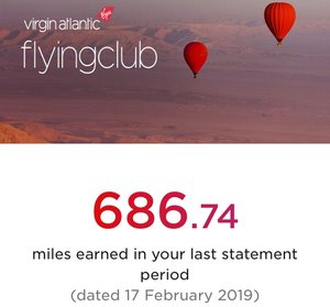 Virgin Atlantic credit cards app launched