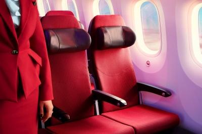 Virgin Atlantic Economy Classic Crew