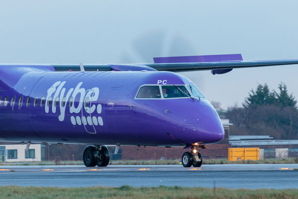 Flybe launches Heathrow to Guernsey
