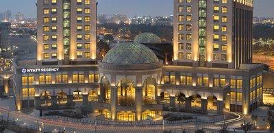 Hyatt Regency Dubai Creek Heights review