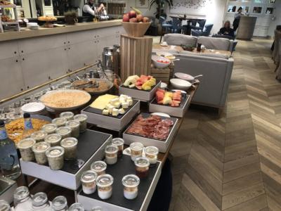 voco st davids cardiff breakfast