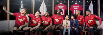 Marriott Bonvoy and Manchester United