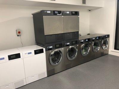 Laundry room Staybridge Suites London Heathrow Airport hotel