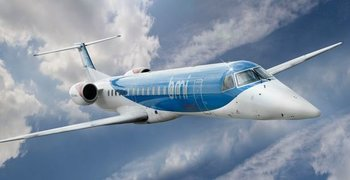 Some Flybmi routes rescued by Loganair