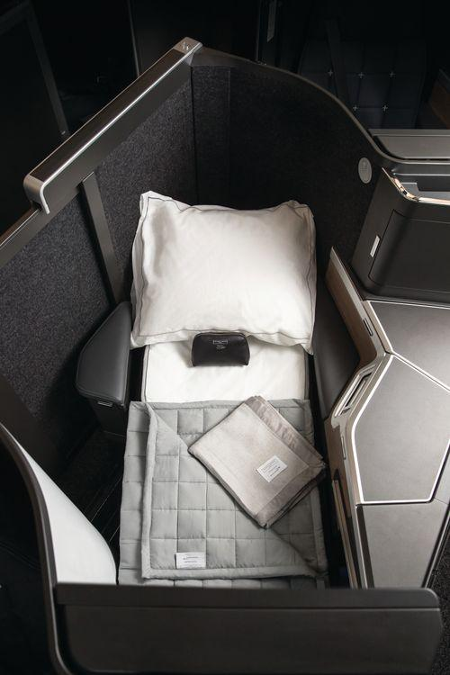 British Airways new Club Suite business class seat