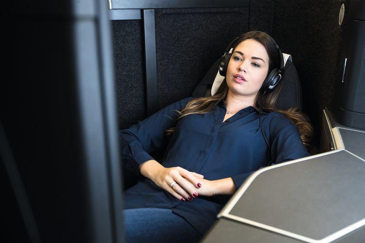 British Airways new Club Suite business class