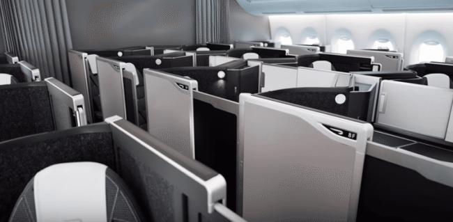 British Airways Club Suite Boeing 777 routes