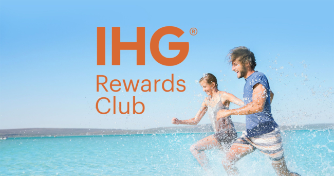 IHG Rewards Club buy points bonus