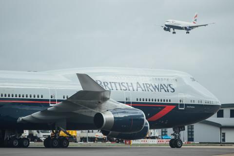 British Airways Gold Priority Reward