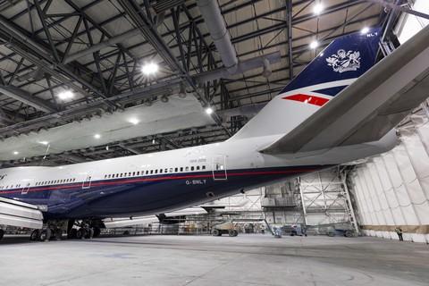 British Airways wifi now live on 3 planes