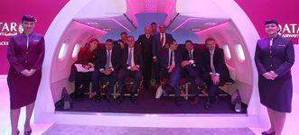 Qatar Airways new economy seat