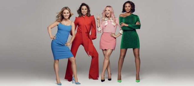 Hilton Honors spice girls auction