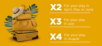 Accor quadruple points offer